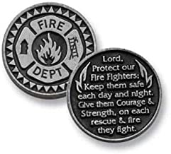Inspirational Pocket Pewter Tokens 12 Pack Double Sided