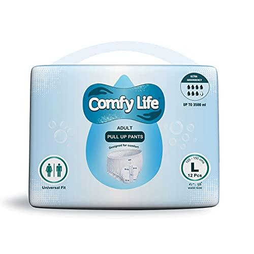 Comfy Life Premium - Pantaloni per pannolini per...