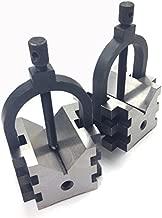 HHIP 3402-0112 Mulit-USE V-Blocks & Clamps Set, 2.5