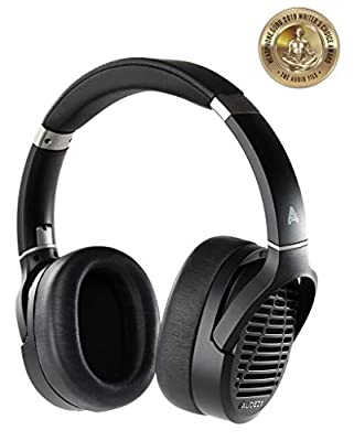 Audeze LCD-1 Foldable Over-Ear Headphones Wired with Planar Magnetic Technology - Black