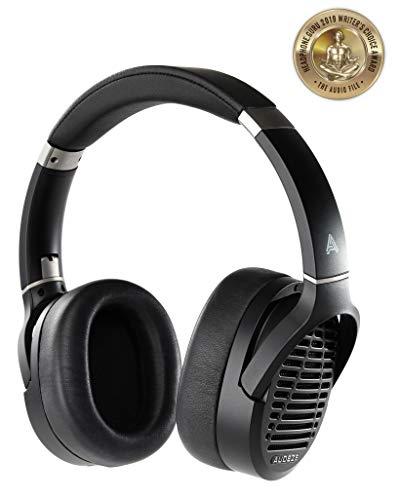 Audeze LCD-1 - Auriculares de Diadema Plegables con Cable y tecnología magnética planar, Color Negro