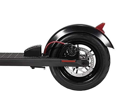Gotrax GXL V1 Commuting Electric Scooter - 8.5' Air Filled Tires - 15.5MPH & 9-12 Mile Range - Version 1 (Black)