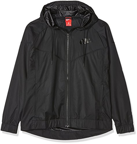 Nike Damen Sportswear Advance 15 Jacke, mehrfarbig (Black Black Black), XS