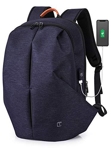 リュック メンズ ビジネスリュック バックパック PCリュック パソコンリュック 防水 大容量 軽量 盗難防止 USB充電ポート付き 15.6インチPC対応 通勤 出張 旅行 通学 BaaGoo