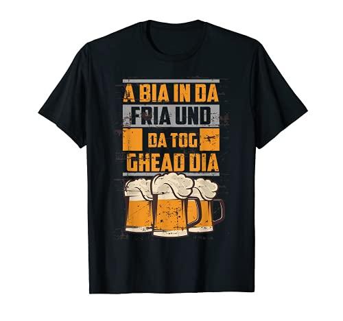 Bierliebhaber Bier Pils Weizenbier Lustiges Biertrinker T-Shirt