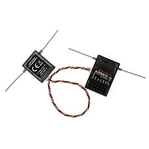 LICHIFIT AR6210 DSMX Receiver RX Support DSM2 for JR Spektrum Transmitter TX RC