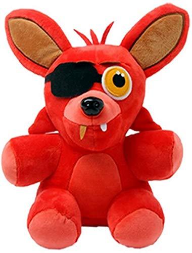 QIXIDAN Aoli Store FNAF con Licencia Oficial de Five Nights At Freddy 10 Fox Plush
