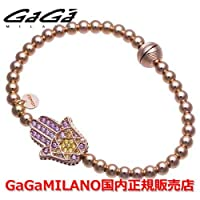 [ガガミラノ] メンズ レディース GB Bracelet/GBブレス GB-HAND-PG-MLT/ハンド マルチカラー L:腕回り約17cm