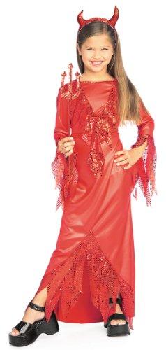 Child's Devilish Diva Costume