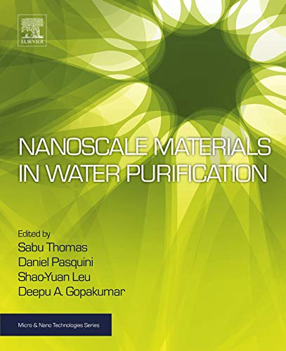 Nanoscale Materials in Water Purification (Micro and Nano Technologies) (English Edition)