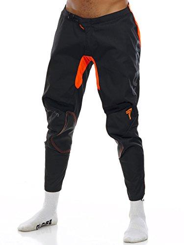 Sieben MX 17,1Annex Volt Erwachsene Hose, Flo Orange, Größe 36