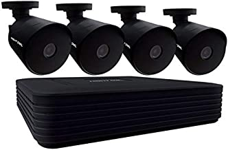 Night Owl CCTV Video Home Security Camera System with 4 Wired 1080p HD Indoor/Outdoor Cameras with Night Vision (Expandable up to a Total of 8 Wired Cameras), and 1 TB Hard Drive