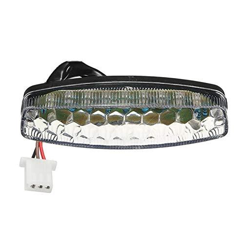 pequeño y compacto Luz de freno trasera LED RJJX Adecuado para vehículos todo terreno 5070110 125cc Quad TAOTAO Sunl China (Color…
