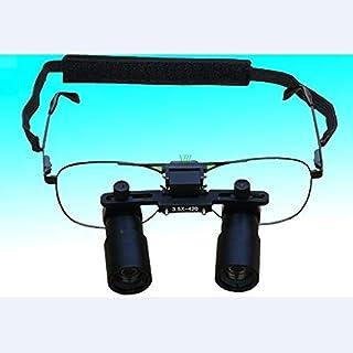 YASE-king Professional 3.5X 4.5X 5.5X Surgical ENT Medical Dental Loupes 3X 4X 5X 6X 7X Kepler Optical Magnifier Binocular...