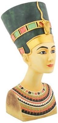 THREESS Estilo Retro Modelo de Resina Nostálgico Egipto ...