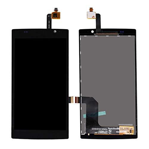 """un known Manueller Austausch von Teilen for Acer Liquid Z500 Display mit Touch-Screen-Analog-Digital wandler for Acer Z500 Bildschirm Pantalla (Color : Black, Size : 5.0\"""")"""