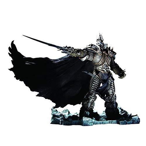 Unbegrenzt World Of Warcraft Deluxe-Sammlerfigur: Der Lichkönig: Arthas Menethil