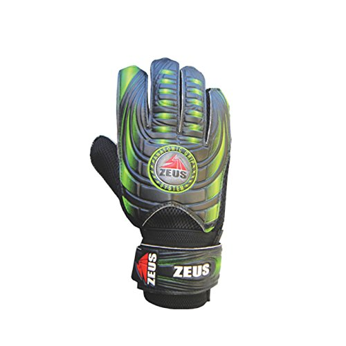 ZEUS Torwarthandschuhe fefè Training Torwart Herren Fußball M RED-GREY-BLACK