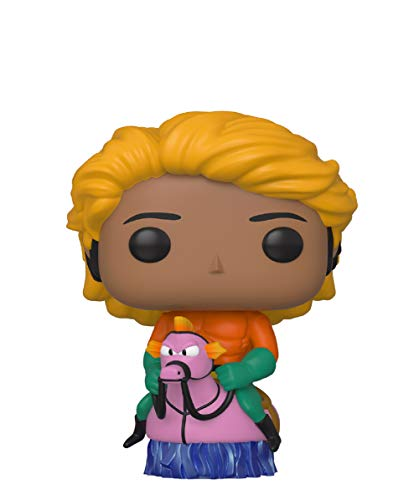 Funko Figura Pop Raj Disfrazado de Aquaman Exclusivo SDCC - The Big Bang Theory
