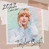 taylor swift calendar 2022: Gifts for kids, teens and adults with 18-month Monthly Calendar. Calendar planner 2022-2023, OFFICIAL Calendar, music Calendar 2022-2023