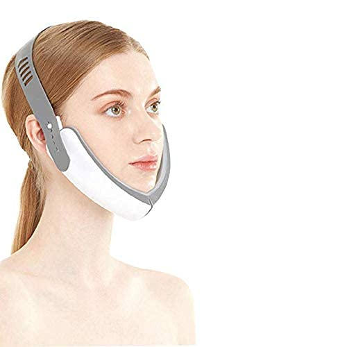 JUNWEN Massager de elevación Cara Levantamiento de Instrumento de elevación Facial USB Masajeador de Belleza Recargable V Face