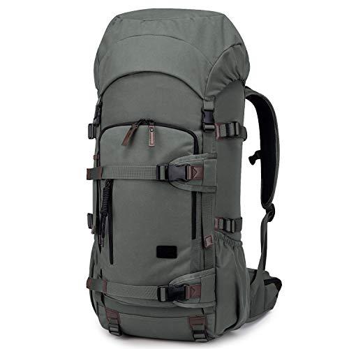 TAK Militär Taktische Rucksack 50L,Herren Damen Wanderrucksack Trekkingrucksack Reiserucksack Outdoor Für Wandern,Bergsteigen und Reisen Sport