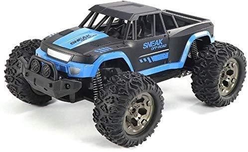 Paelf 1:12 Modelo de camioneta de alta velocidad Modelo de camioneta Modelo de control remoto de automóvil Modelo de carga Modelo de carga Modelo de carro Bigfoot Control Coche, Roca de alta velocidad