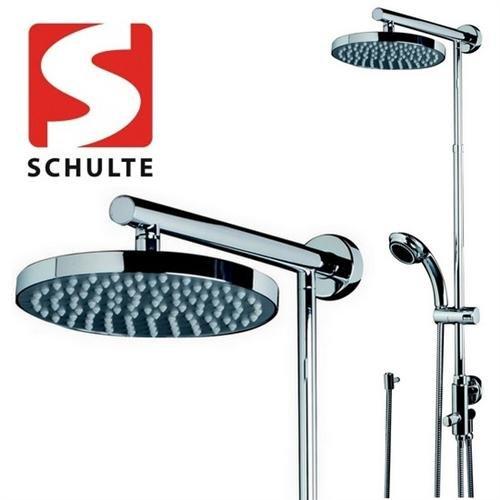 Schulte Duschmaster Rain mit Tellerbrause D963002 Regendusche