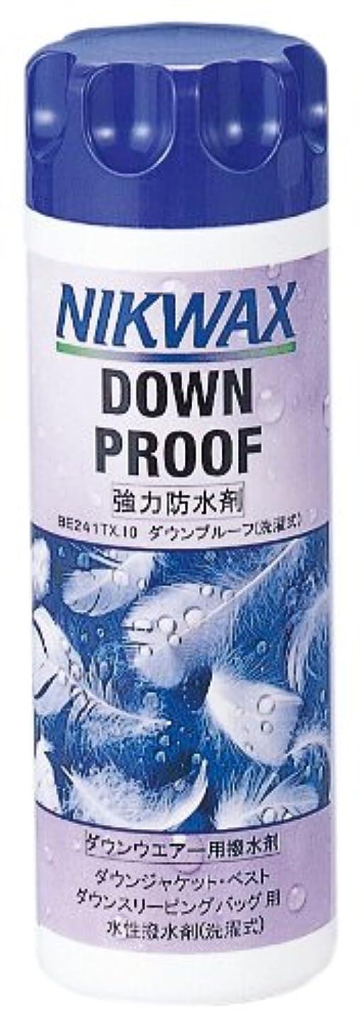 思い出させるエコー預言者NIKWAX(ニクワックス) TX-10 ダウンプルーフ EBE241 【撥水剤】