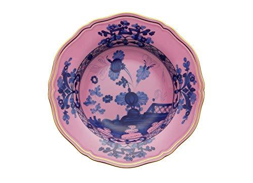 Richard Ginori Piatto Fondo 24 cm Oriente Italiano Azalea