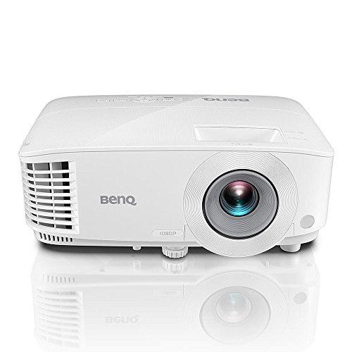 BenQ MH606 DLP-Projektor (Full HD, 1920 x 1080 Pixel, 3.500 ANSI Lumen, HDMI, 10.000:1 Kontrast, 3D)