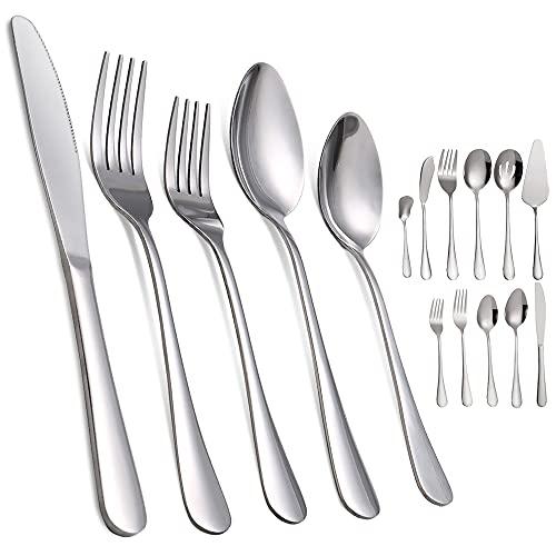 La mejor comparación de Tenedor ensalada - 5 favoritos. 5