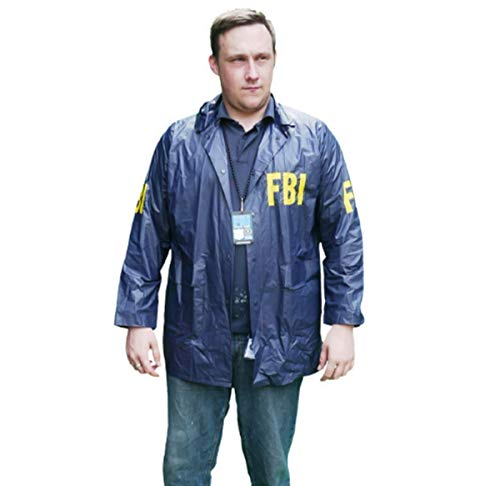 My Party Shirt Burt Macklin FBI Windbreaker Jacket Costume Parks and Recreation Rec Andy Dwyer