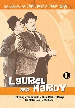 Laurel & Hardy - Vol. 1 [3 DVDs] [Holland Import]