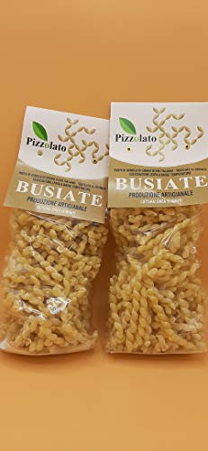 Busiate Siciliane Pasta Gourmet Without Preservatives Gourmet Pasta 1 x 500 g