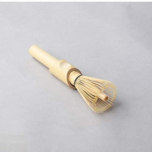 Angoter 1PCS del Polvo del te Verde Matcha Matcha batidor de bambu batidor de bambu Chasen Herramientas de brocha Útil Accesorios de Cocina