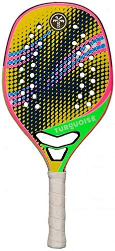 Turquoise Schläger Beach Tennis Racket pro K 5.1 Grün 2020