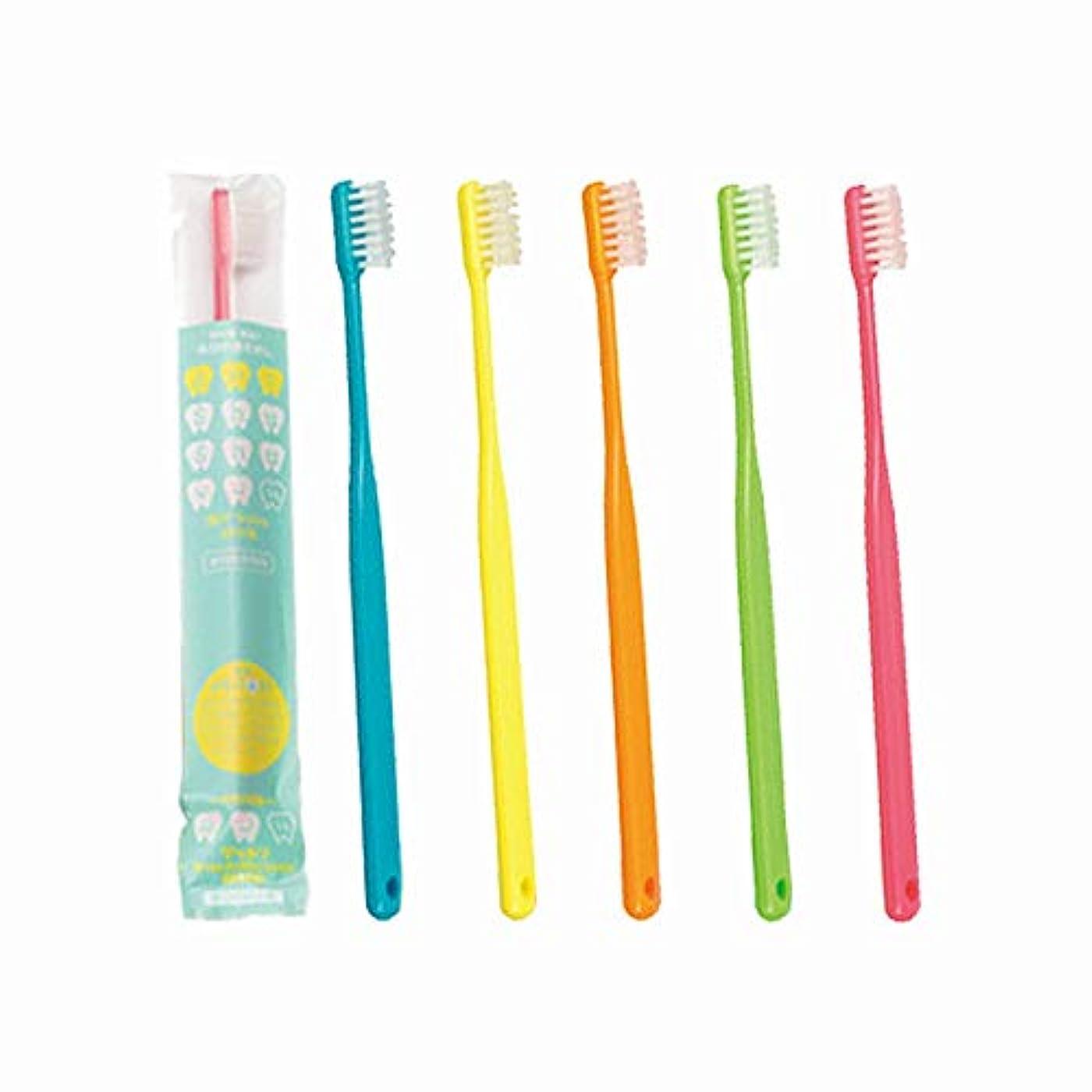ワイヤー意志に反するはげ大人用歯ブラシ 歯科専売品 FEED(フィード) 占い!Shu Shu(うらないシュシュ)歯ブラシ×10本 (ふつう(M), 色はおまかせ)