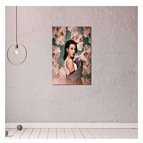 AZTeam Millie Barbie Brown Poster Canvas Art Posters and Prints Lienzo Pinturas en la Pared Imágenes artísticas Decoración Impresión en lienzo-50x70cm Sin Marco