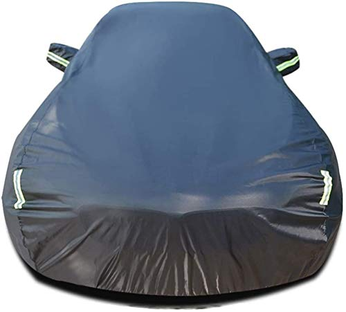 LUCKY La cubierta del coche al aire libre cubierta del coche compatible con los automóviles for cubierta del vehículo Dodge Magnum SRT8 transpirable cubierta automática for cualquier estación de prote