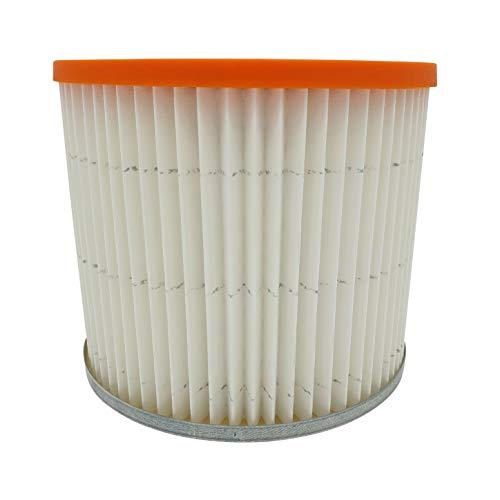 Reinica Luftfilter Staubklasse M für Thomas 787 421 Filter Lamellenfilter Staubfilter Rundfilter Absolutfilter Filterpatrone