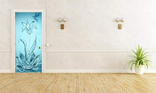 PMSMT Renovación de baño Autoadhesivo Papel Pintado de Cocina Pegatinas de Pared Pegatinas de Azulejos de baño baño Impermeable película a Prueba de Humedad