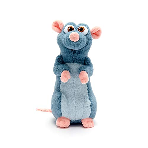 Disney Ratatouille Remy Mini Sitzsack weiches Plüschtier Puppe 23 cm hoch