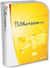 Microsoft Publisher 2007  English Version Upgrade