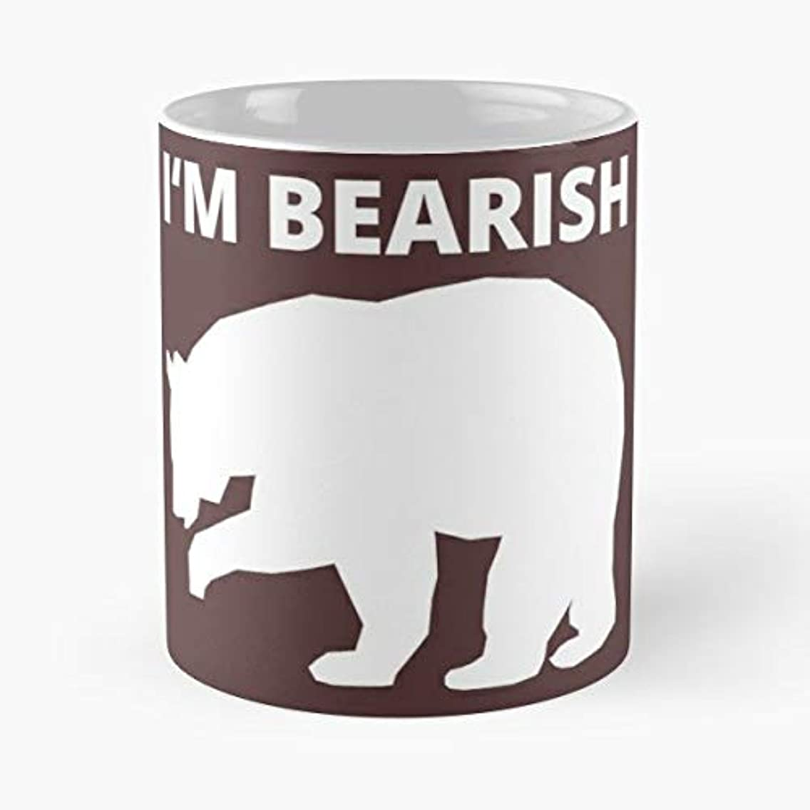 Stock Market Bearish Course Courses - Coffee Mugs Unique Ceramic Novelty Cup Best Gift