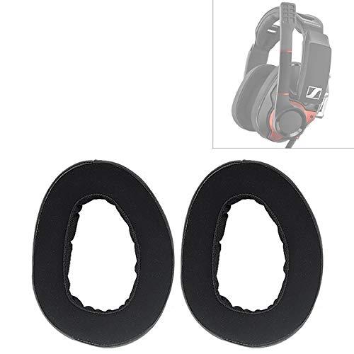 Sishangm HH - Fundas de repuesto para auriculares Sennheiser GSP 600, 2 unidades