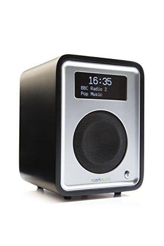 Ruark R1MKIII Radio FM DAB OLED Bluetooth Display schwarz