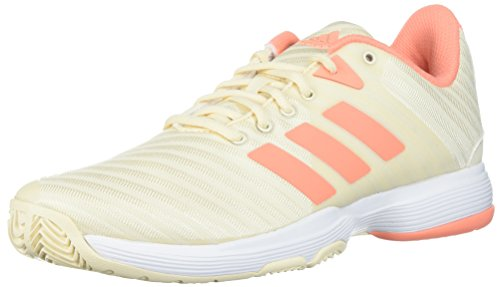 adidas Women's Shoes | Barricade Court Tennis, Energy/White/Glow...