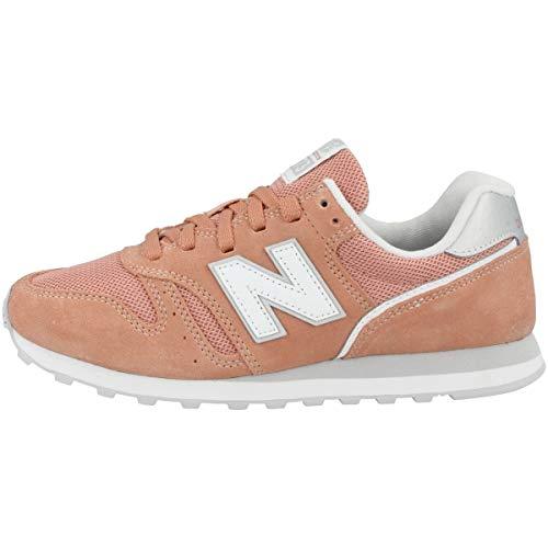 New Balance Damen 373v2 Sneaker, Rot (Red Ac), 39 EU