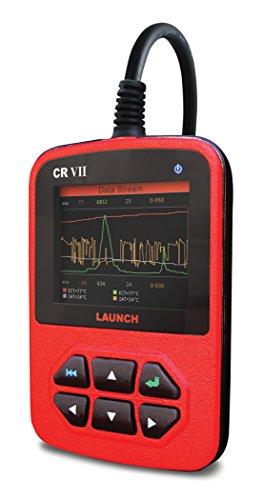 LAUNCH (301050139 CReader VII Code Reader with Oil Light Reset